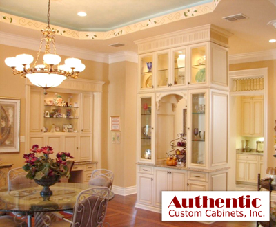 Authentic Custom Cabinets